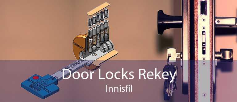 Door Locks Rekey Innisfil